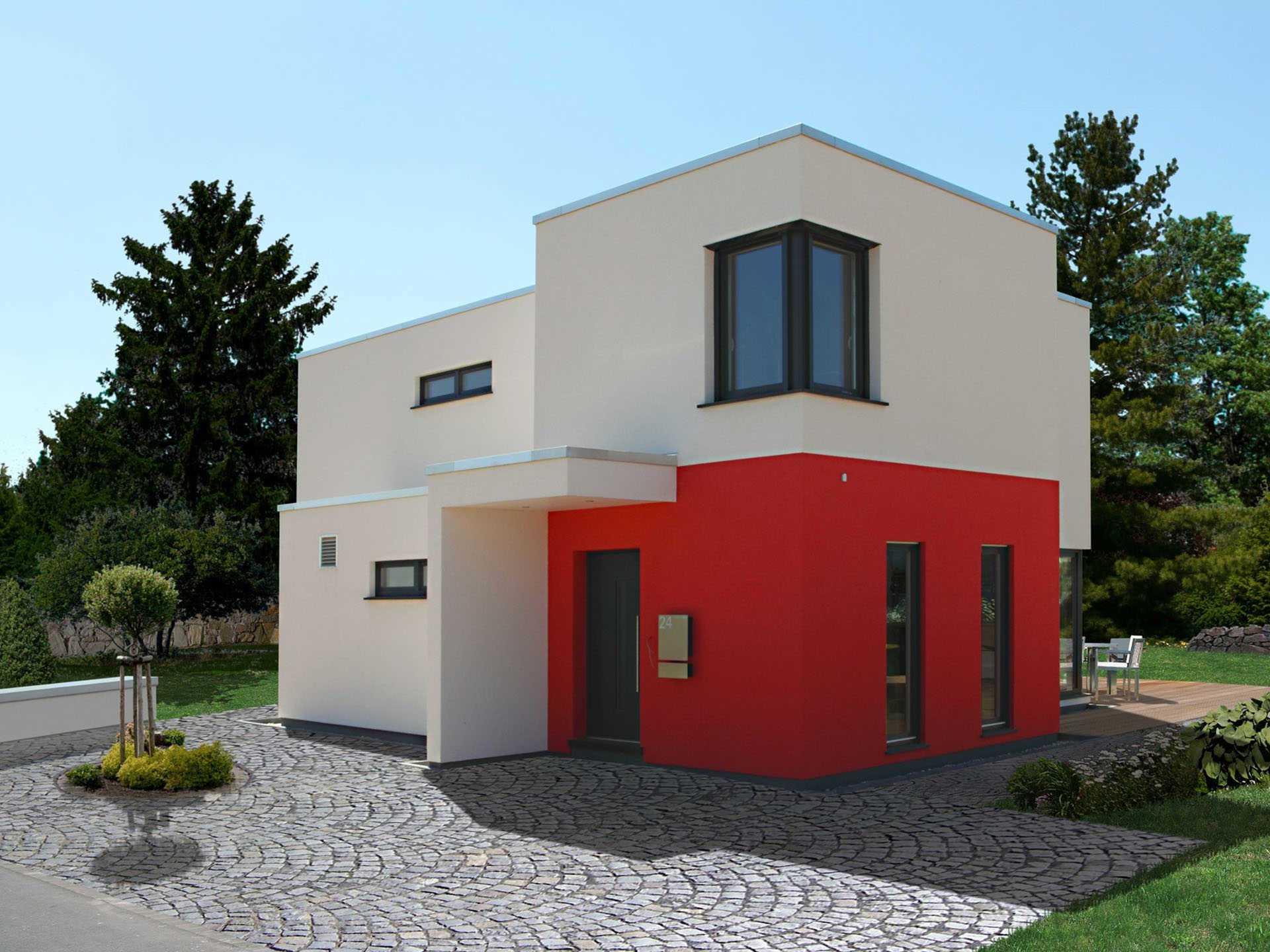 Haus F133-10 von Fingerhut Haus