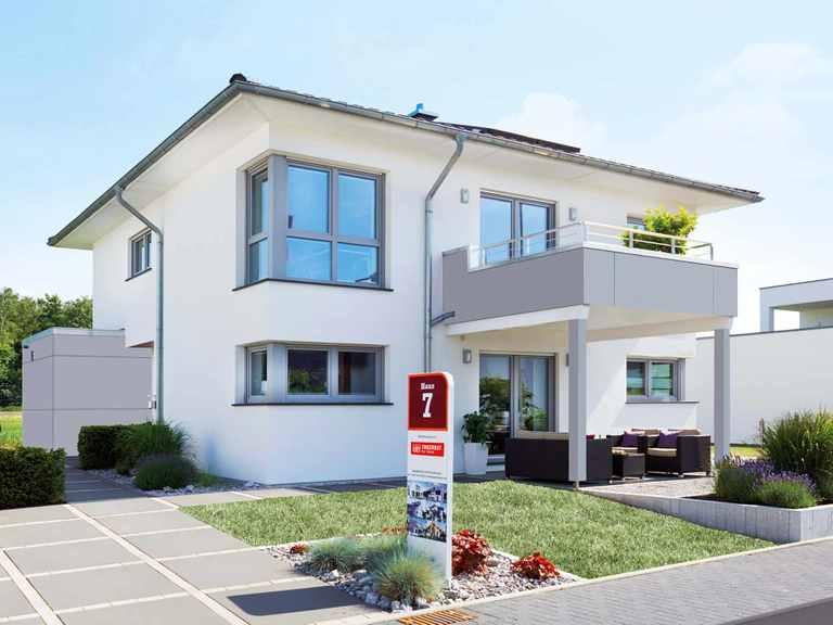 Musterhaus Köln - Fingerhut Haus