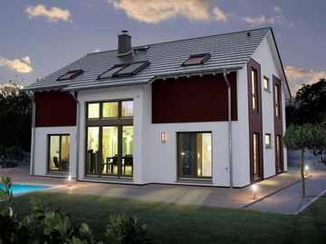 Einfamilienhaus R 118.20 von Fingerhut Haus Hauptansicht