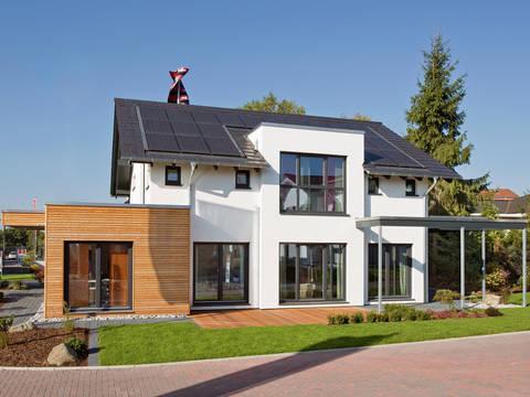 Fingerhut Haus Einfamilienhaus R 140.20 - Musterhaus in Wuppertal