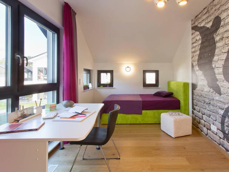 Musterhaus Wuppertal - Fingerhut Haus Kinderzimmer