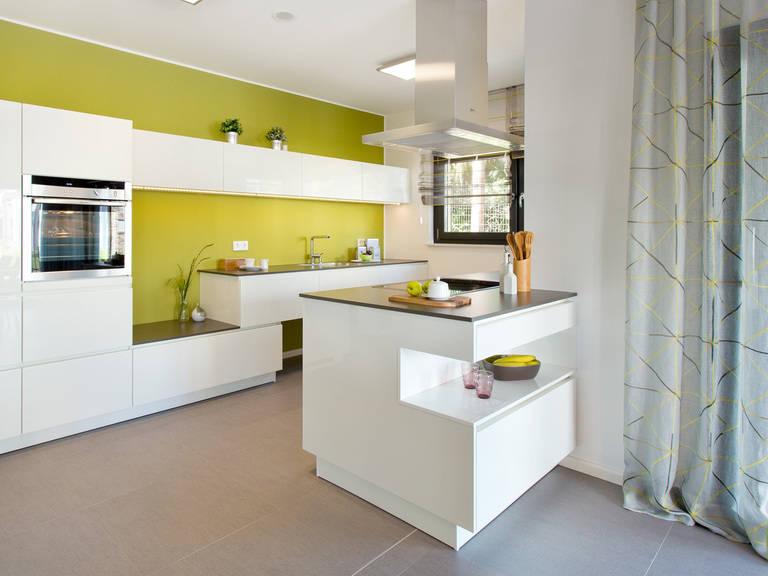 Musterhaus Wuppertal - Fingerhut Haus Küche