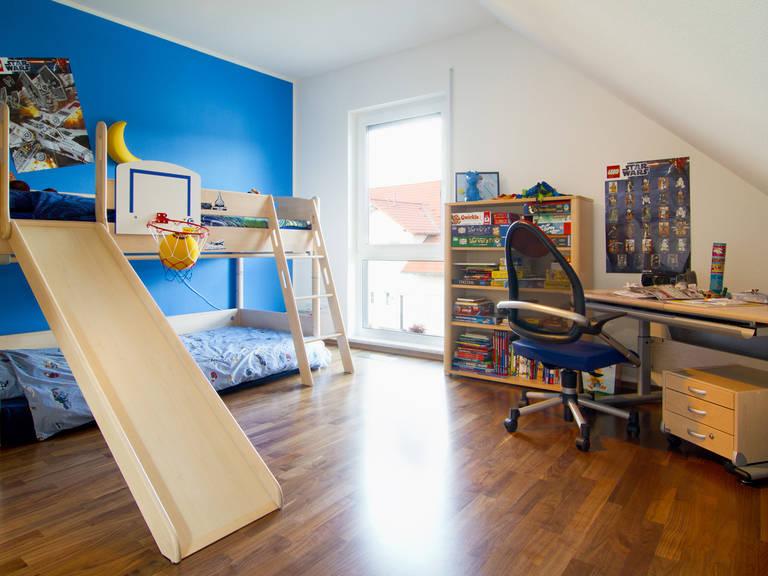 Einfamilienhaus Solera - Fingerhut Haus Kinderzimmer