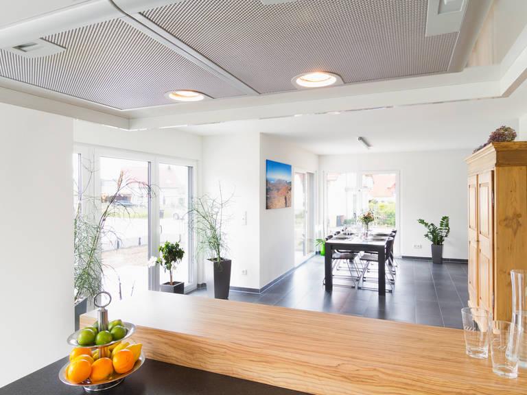 Einfamilienhaus Solera - Fingerhut Haus Küche