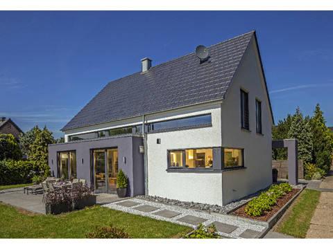 Medium Haus Vettel Ansicht 2- Plan Concept Massivhaus GmbH