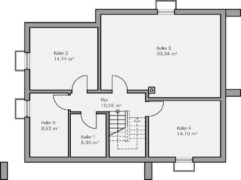 Medium Haus Vettel Grundriss KG - Plan Concept Massivhaus GmbH