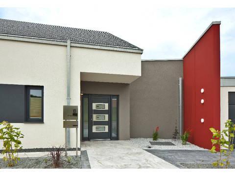 Außenansicht 2, Haus Medium Teichmann - Plan Concept Massivhaus GmbH