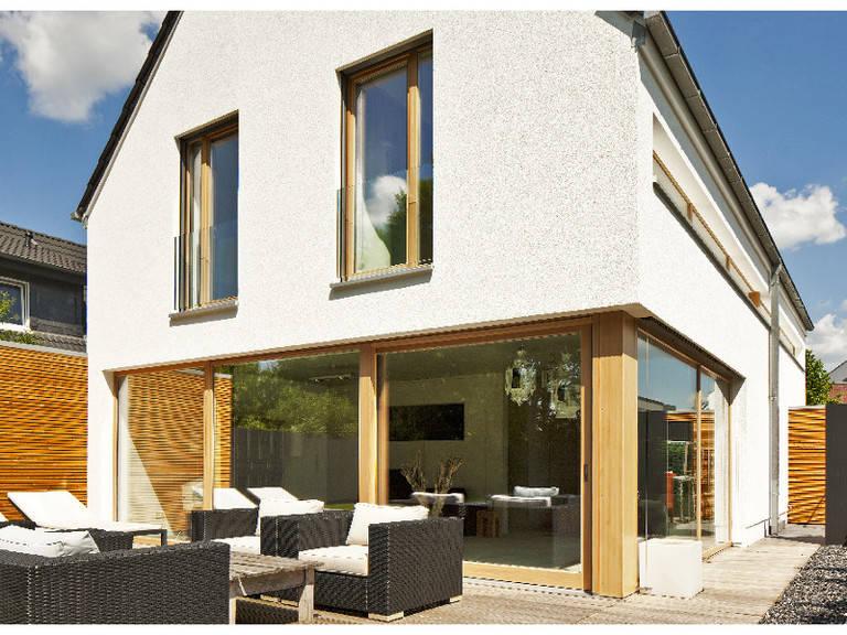 Haus Immel Außenansicht 2 - Plan Concept Massivhaus GmbH