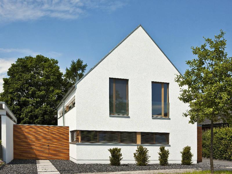 Haus Immel Außenansicht 1 - Plan Concept Massivhaus GmbH