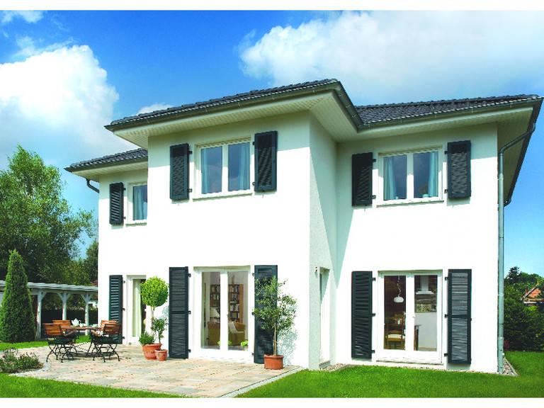 Haus Sander Außenansicht 2 - Plan-Concept Massivhaus GmbH