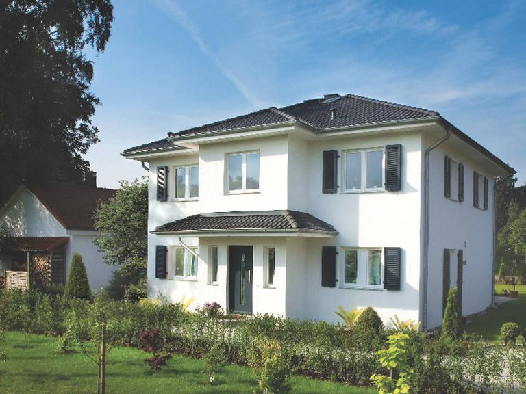 Haus Sander Außenansicht 1 - Plan-Concept Massivhaus GmbH