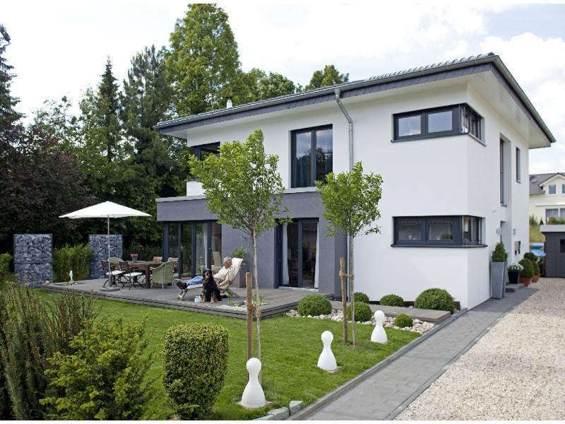 Haus Freiberger Außenansicht 1 - Plan-Concept Massivhaus GmbH