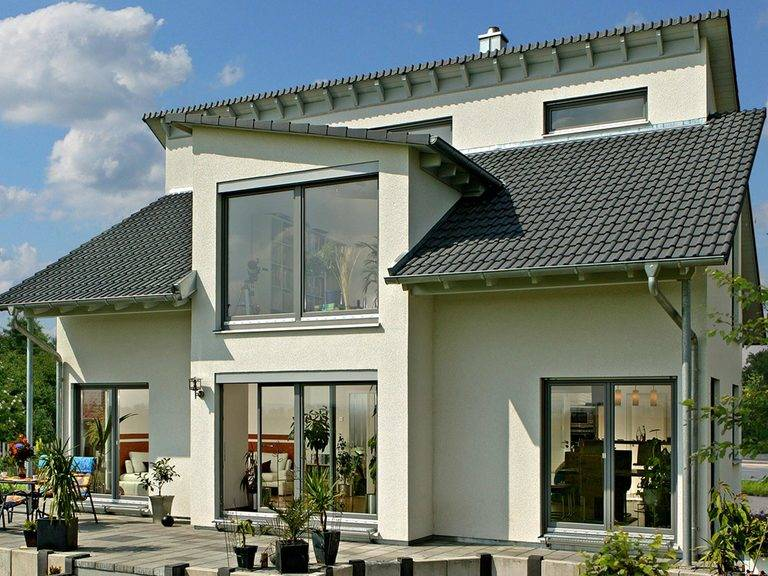 Aussenansicht Haus Kügler / Brand