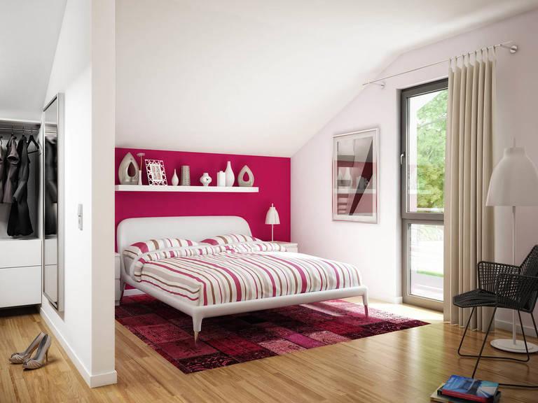 BIEN ZENKER Haus Celebration 137 V2 Schlafzimmer