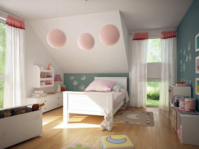 Innenansicht Kinderzimmer - Celebration 137 V6 von Bien Zenker