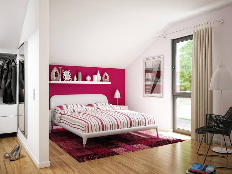 Innenansicht Schlafzimmer - Celebration 137 V6 von Bien Zenker