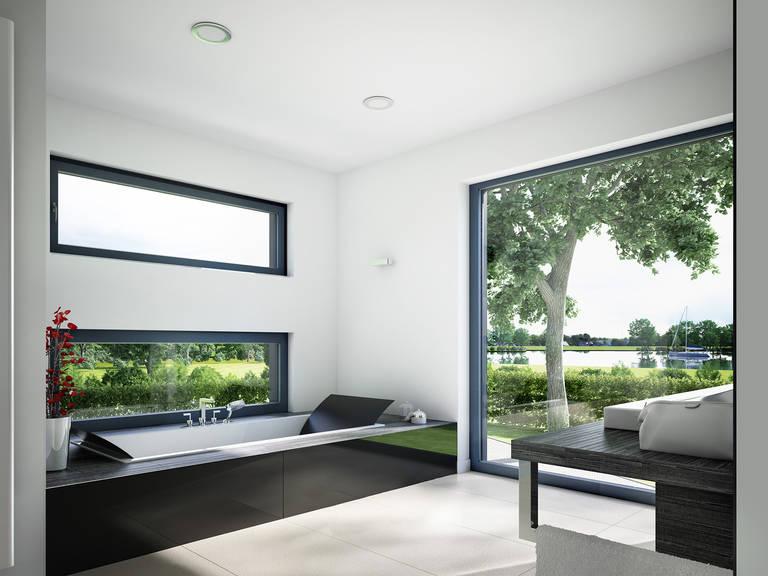 musterhaus concept m 165 wuppertal bien zenker. Black Bedroom Furniture Sets. Home Design Ideas
