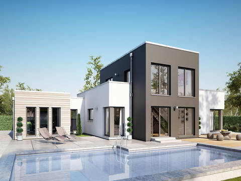 Concept-M Aktionshaus 100 V9 – Bungalow
