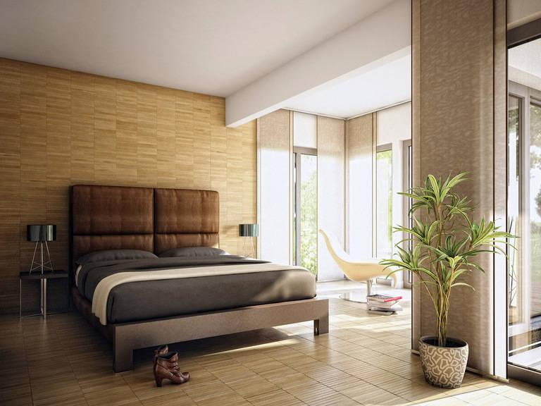 Innenansicht Schlafzimmer - Concept-M Aktionshaus 100 V5 von Bien-Zenker