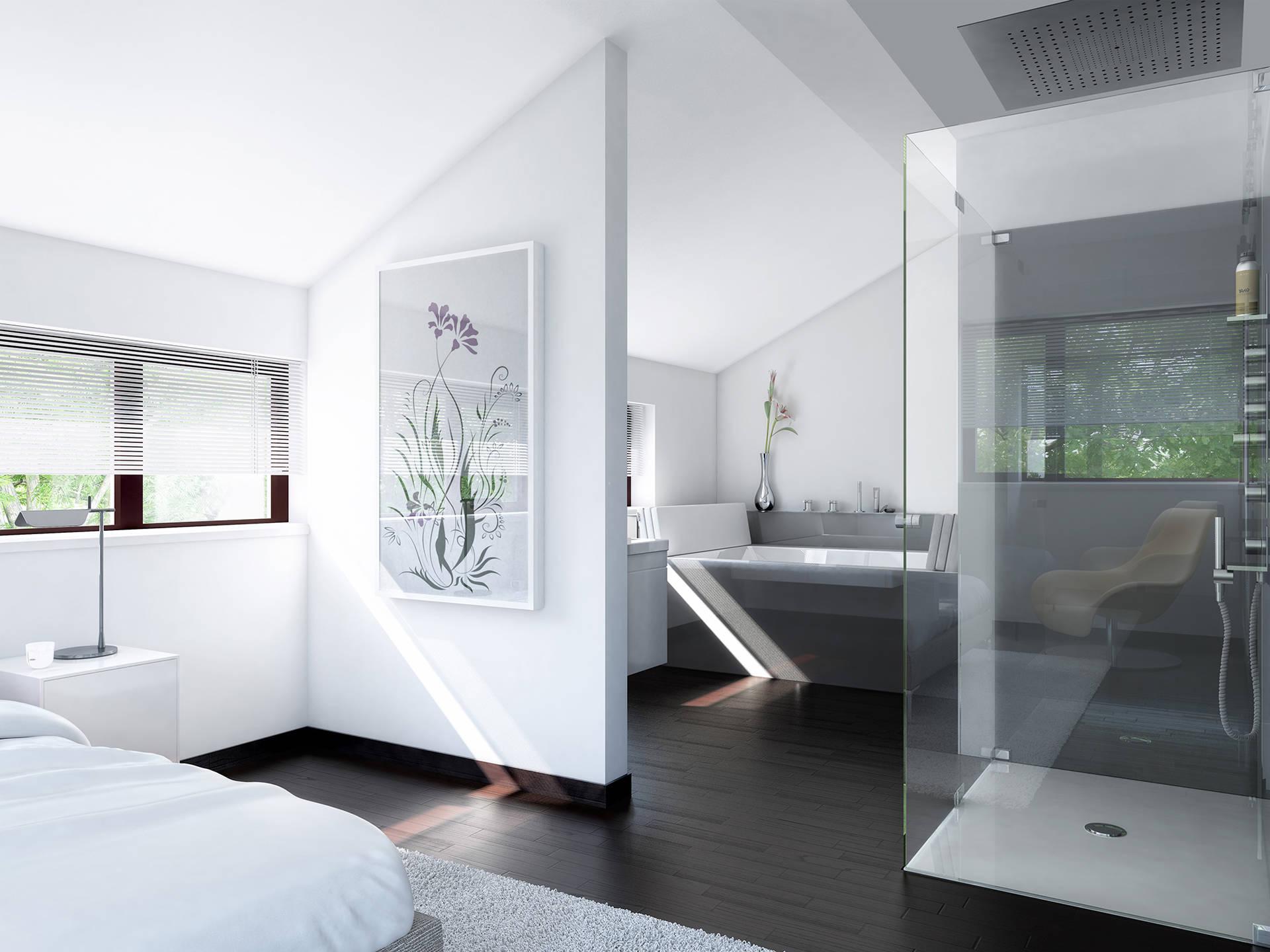 Innenansicht Badezimmer - Concept-M Köln Mod-Classic von Bien-Tenker