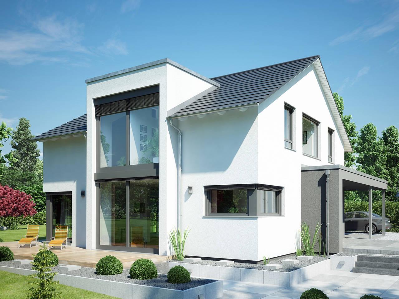 Concept-M Köln Mod-Classic - Architektenhaus Variante A