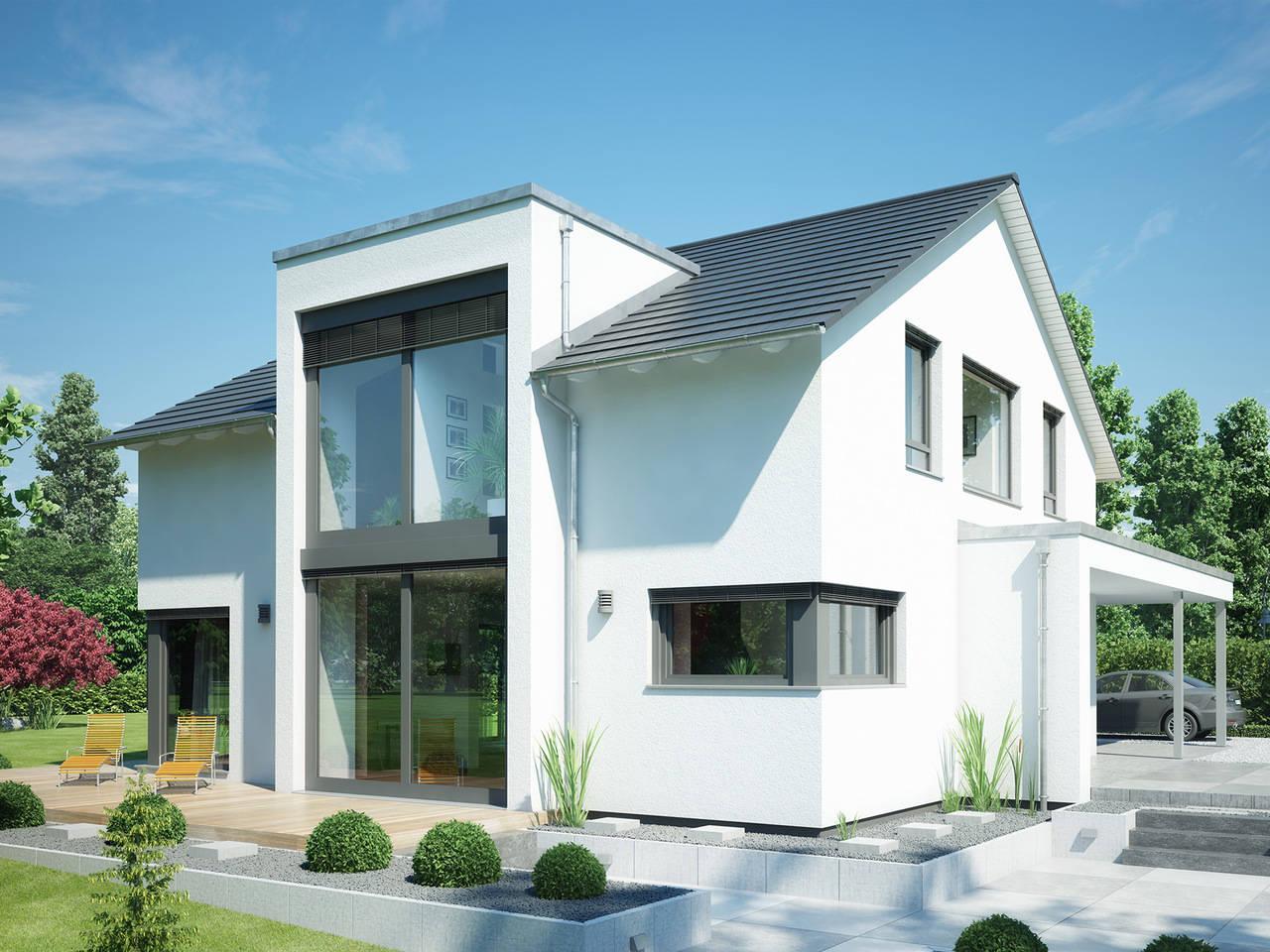 Concept-M Köln Mod-Classic - Architektenhaus Variante B