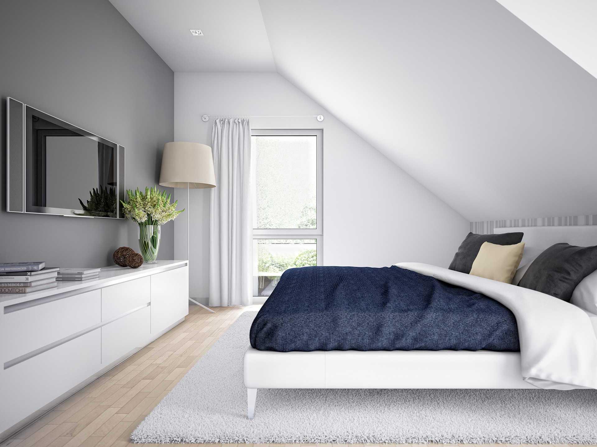 Innenansicht Schlafzimmer - Edition 1 V4 – Einfamilienhaus von Bien-Zenker