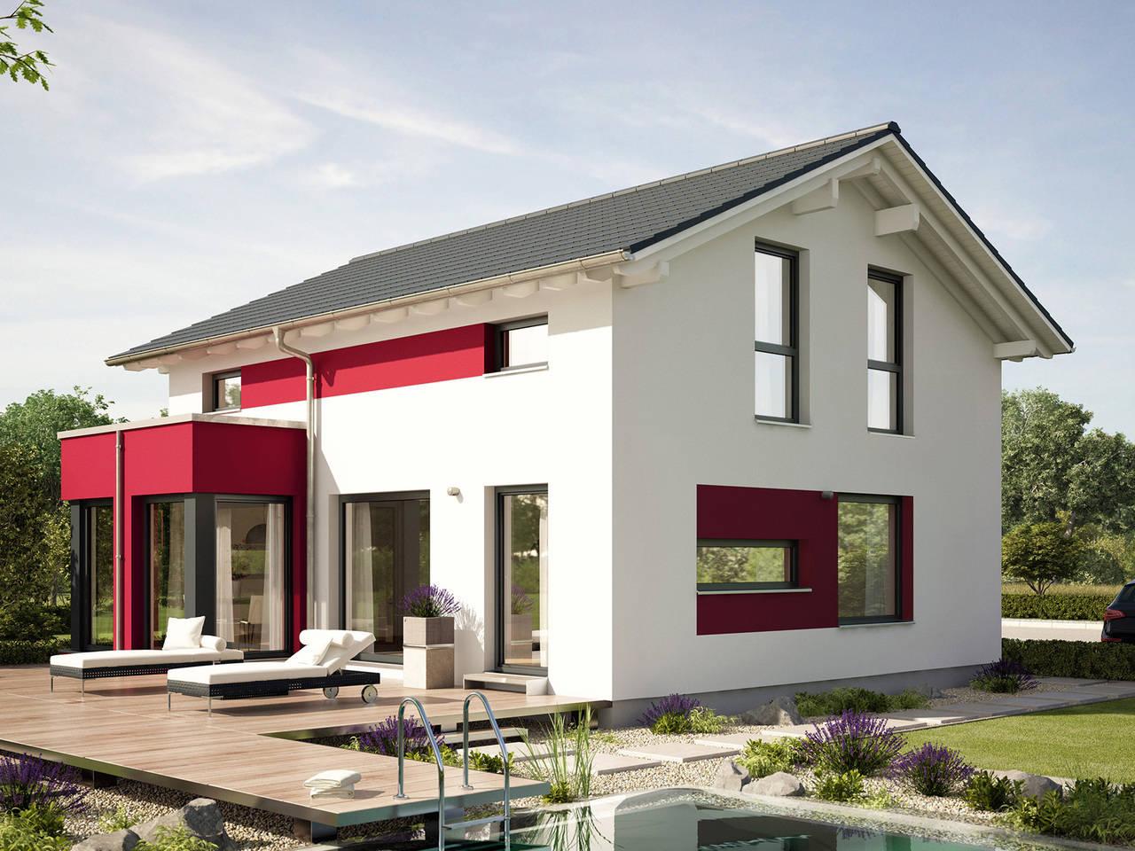 Edition 1 V4 – Einfamilienhaus Variante B