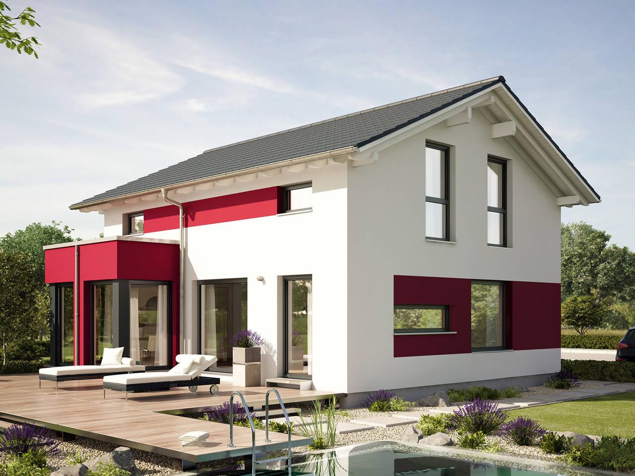 Edition 1 V4 – Einfamilienhaus Variante C