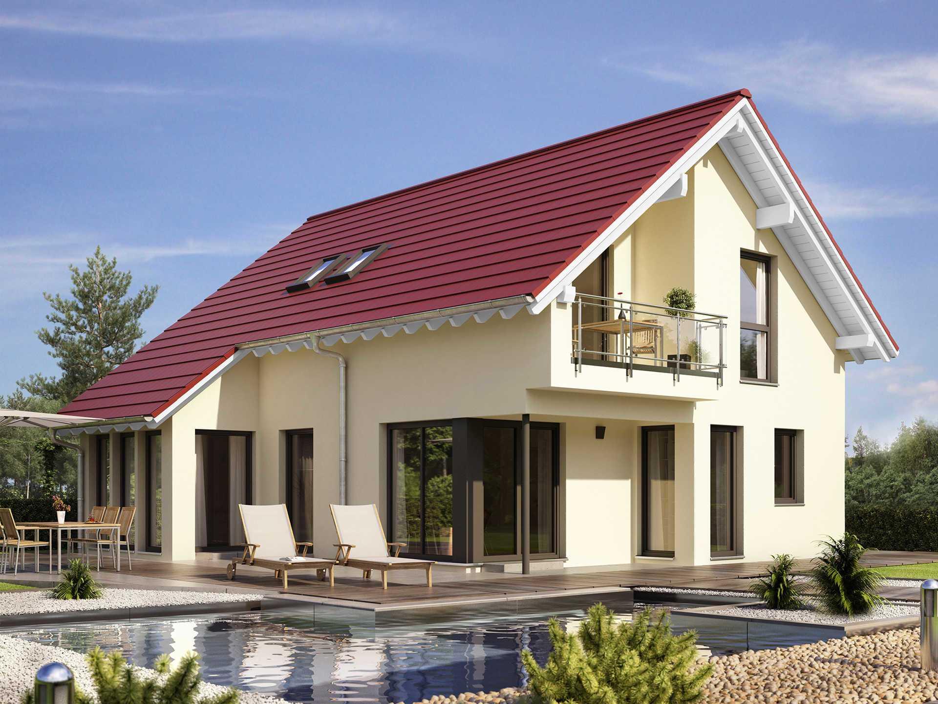Einfamilienhaus EDITION 1 V5 - Bien-Zenker