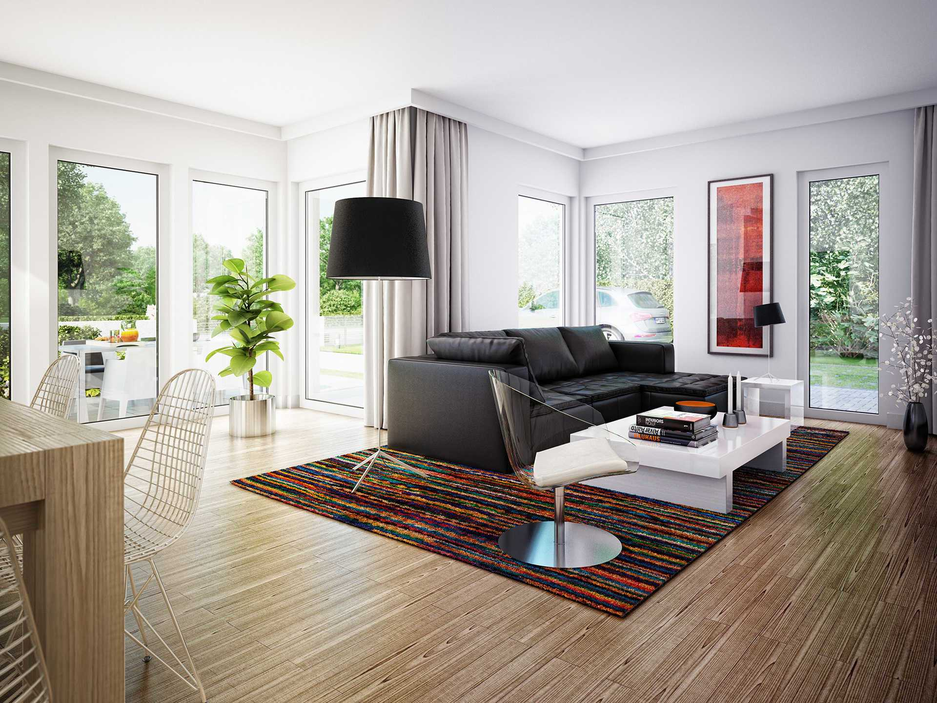 einfamilienhaus edition 1 v5 bien zenker. Black Bedroom Furniture Sets. Home Design Ideas