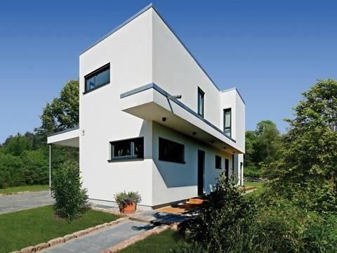 Haus Rauch Fertighaus Weiss