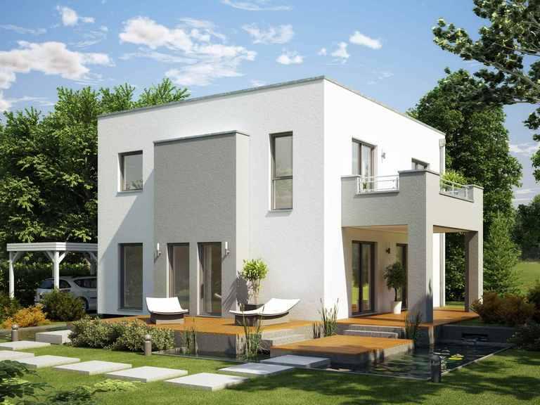 Einfamilienhaus EVOLUTION 136 V8 - Bien-Zenker