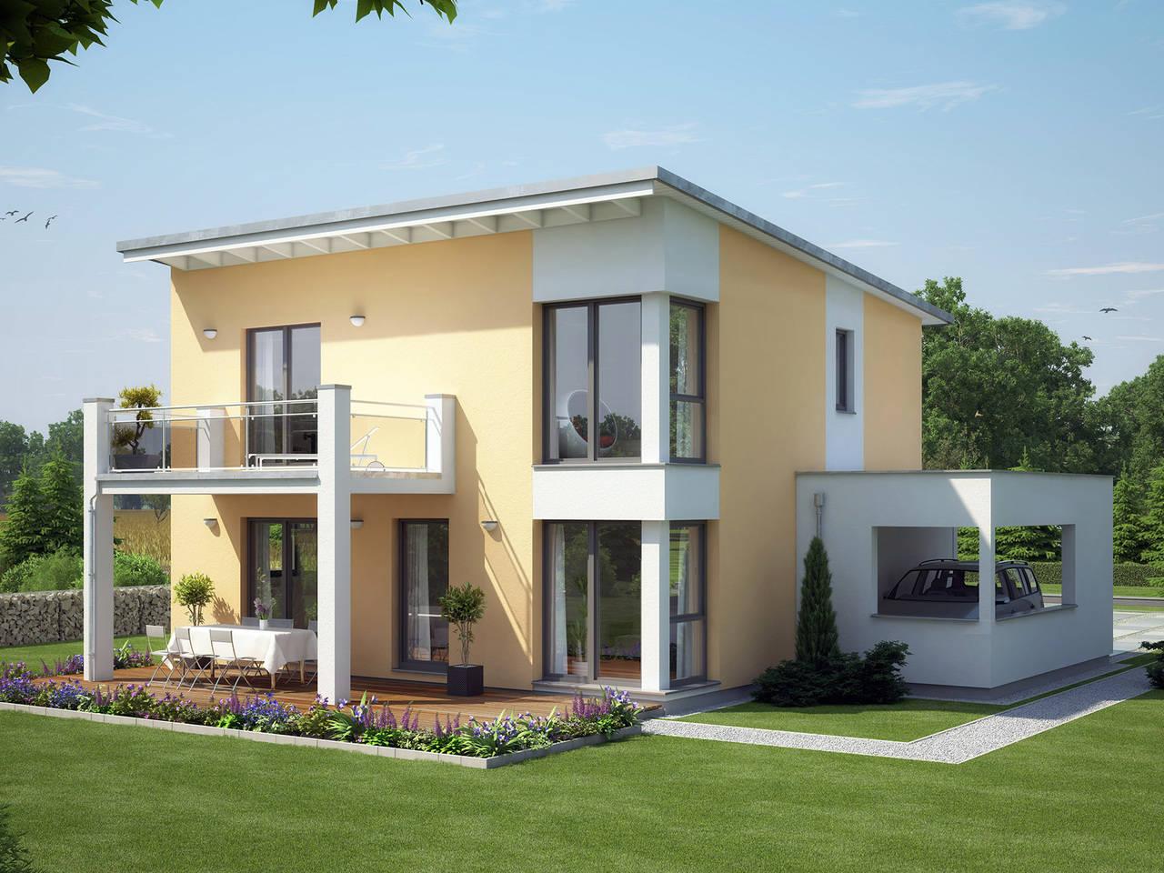 Evolution 136 V8 – Einfamilienhaus
