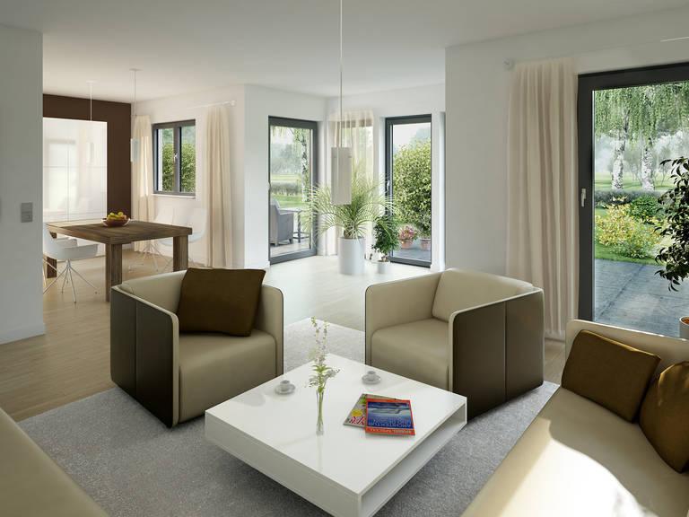 Bien-Zenker Evolution 143 V11 Wohnzimmer