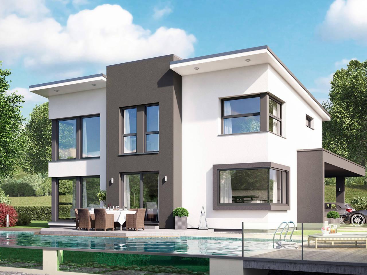 Evolution 148 V9 – Einfamilienhaus Variante C