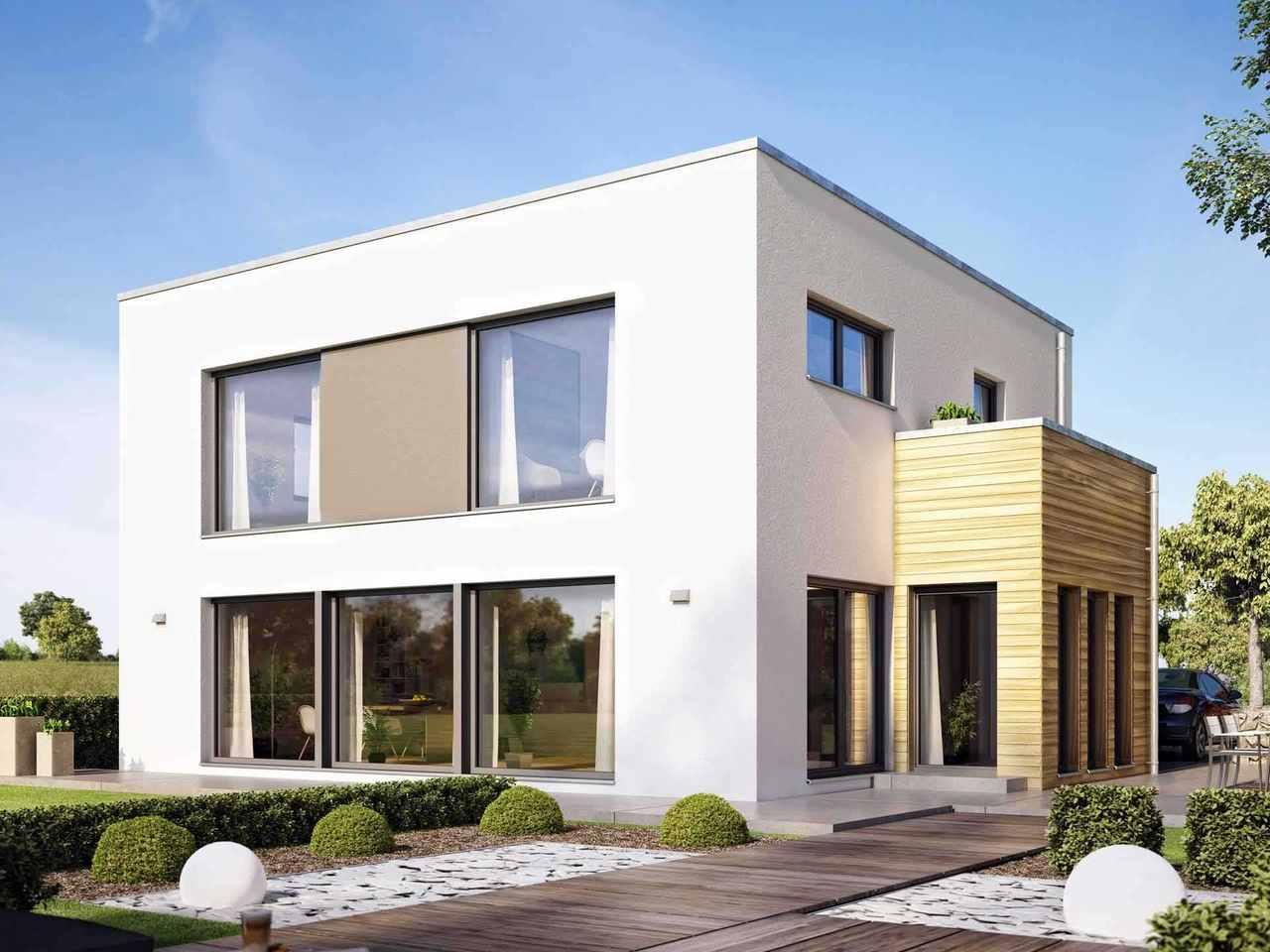 Einfamilienhaus EVOLUTION 154 V10 - Bien-Zenker