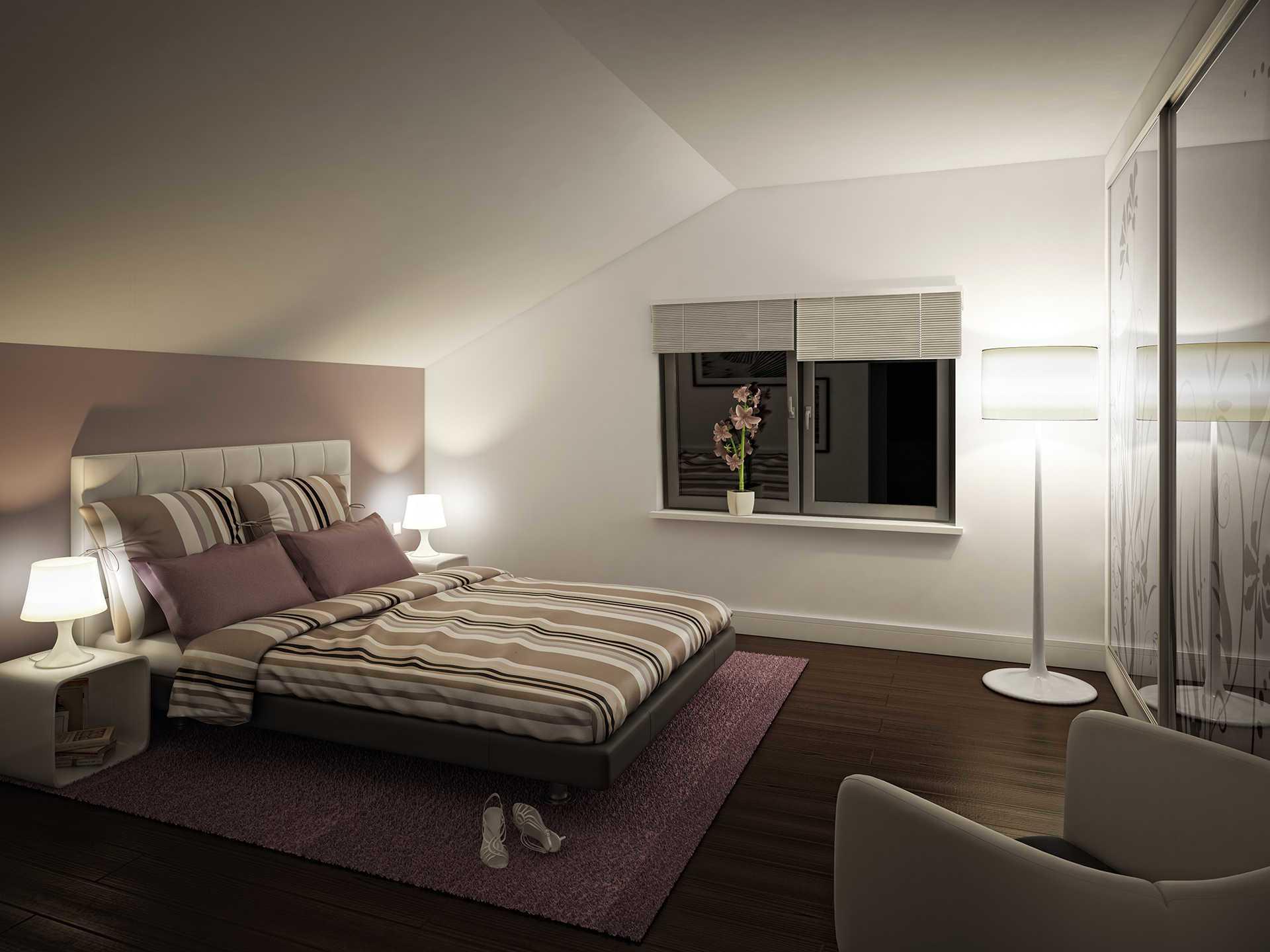Innenansicht Schlafzimmer - Evolution 165 V3 - Einfamilienhaus von Bien-Zenker