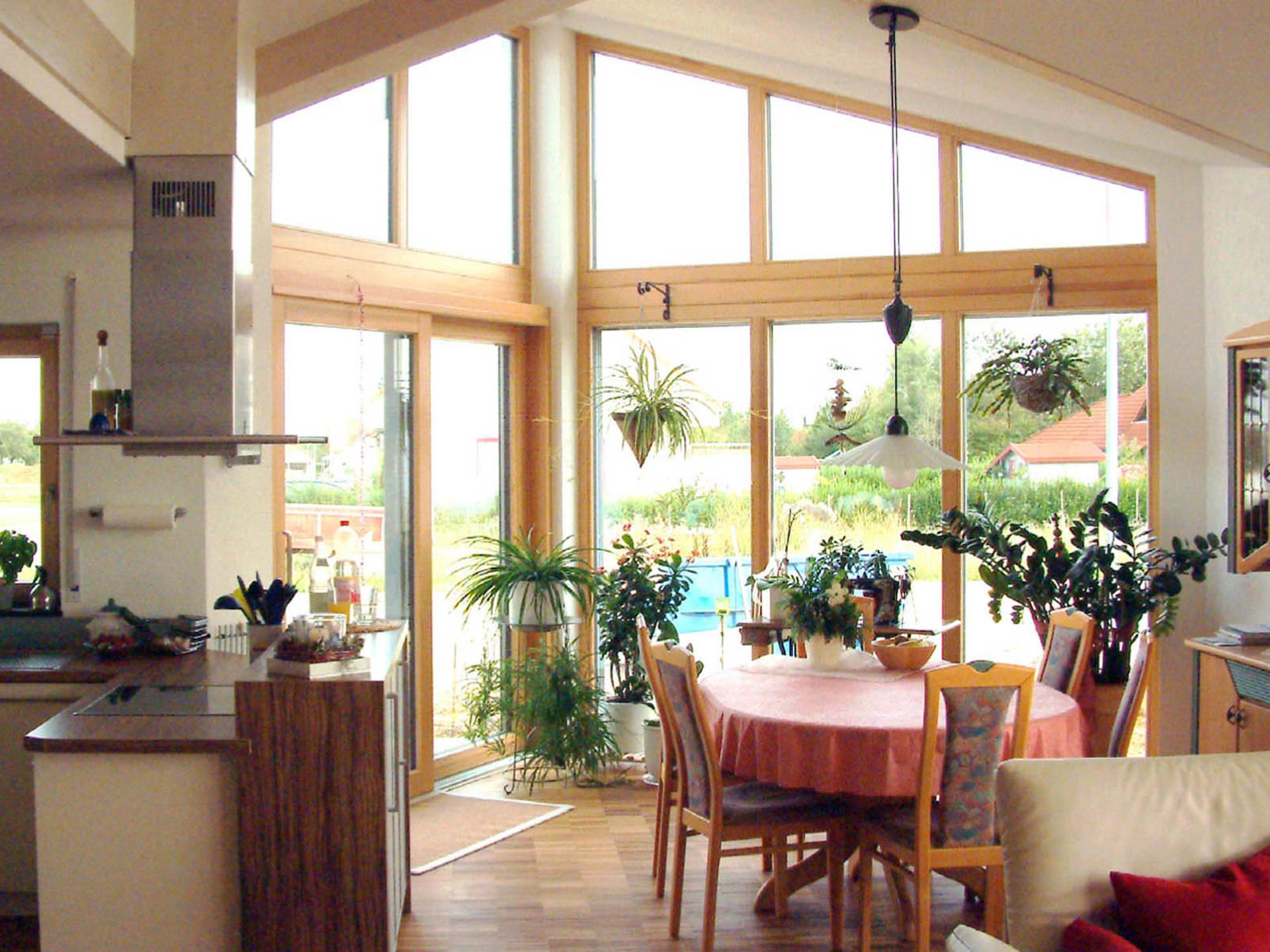 Haus homestory 511 lehner haus for Einfamilienhaus innenansicht