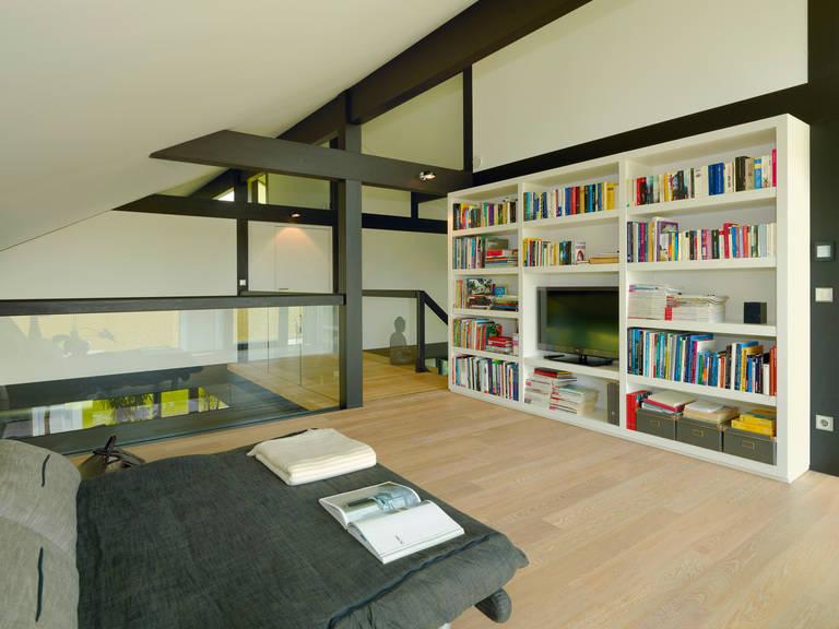HUF Haus ART 3 Biblothek