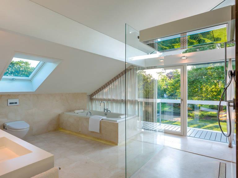 HUF Haus ART 6 Sonder Badezimmer