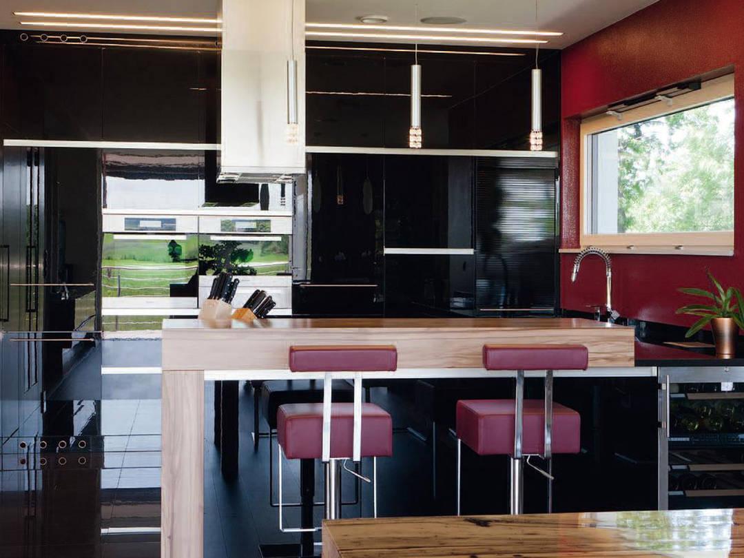 Hartl Haus Liberty 211 Innenansicht Küche