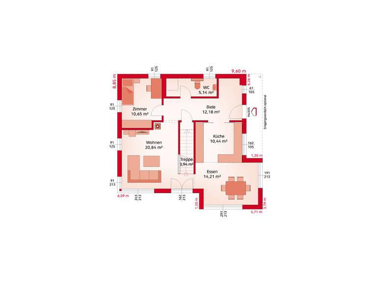 Hartl Haus Style 147 S EG