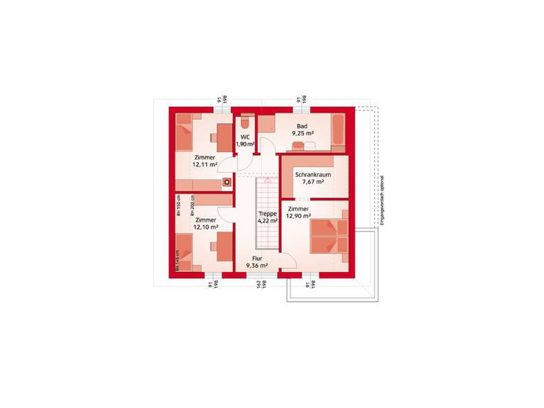 Hartl Haus Style 147 S OG