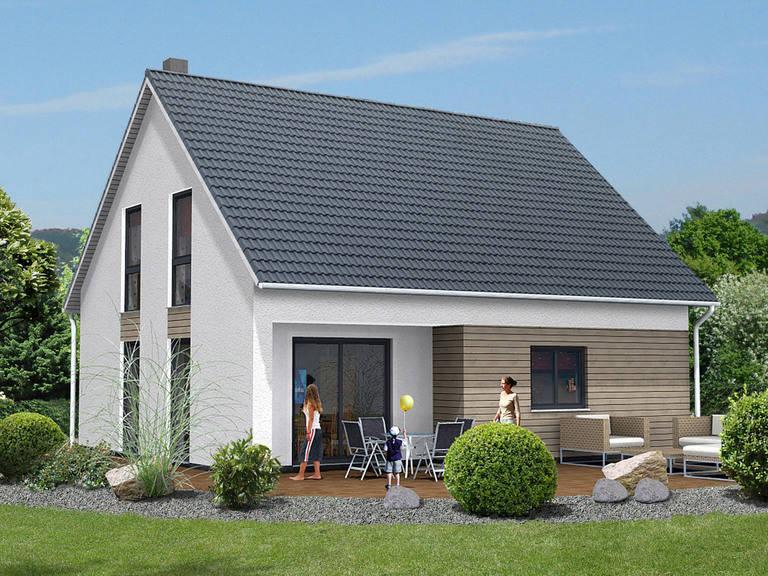 Kompakthaus 114 von Ytong Bausatzhaus