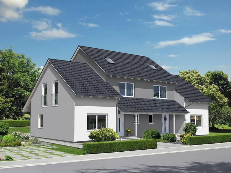 Beispielhaus 15.0 von Ytong Bausatzhaus