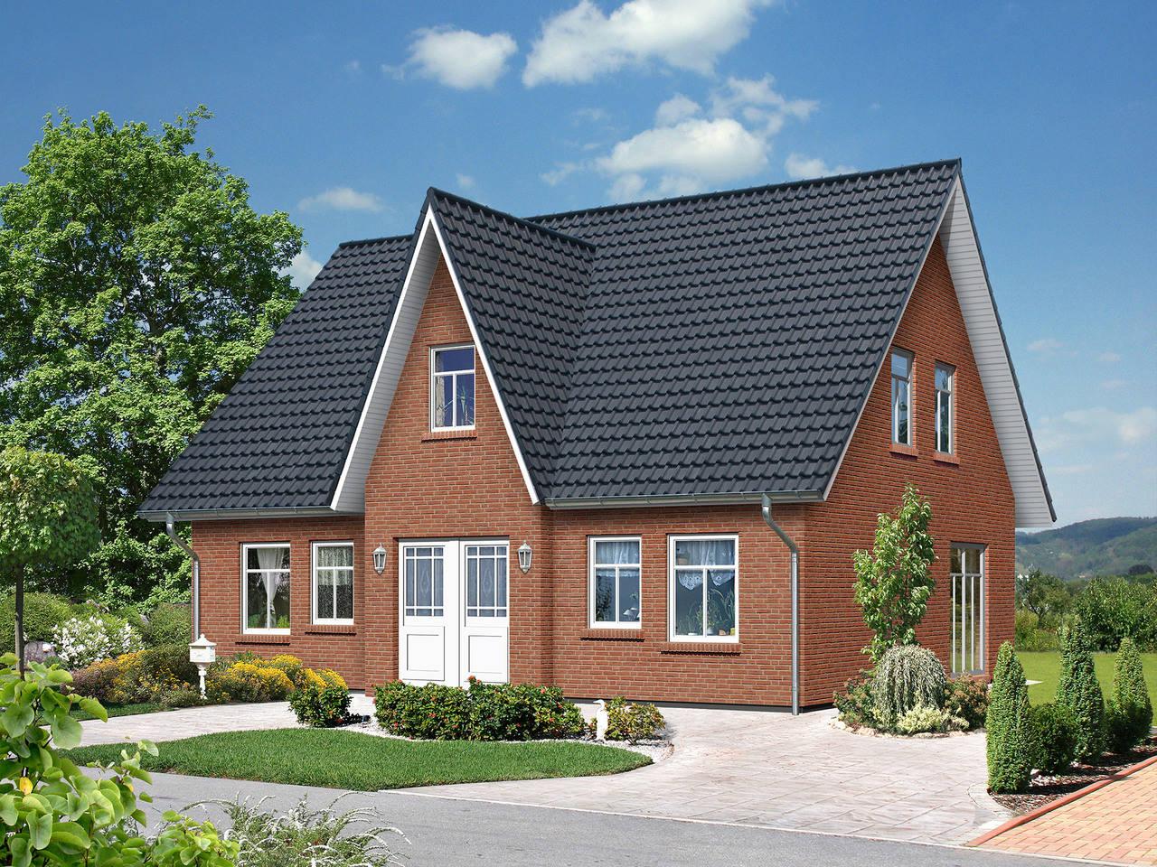 Beispielhaus 28.0 von Ytong Bausatzhaus.