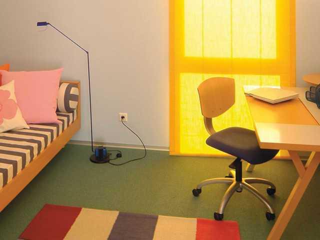 Kitzlinger Family Innenansicht Kinderzimmer