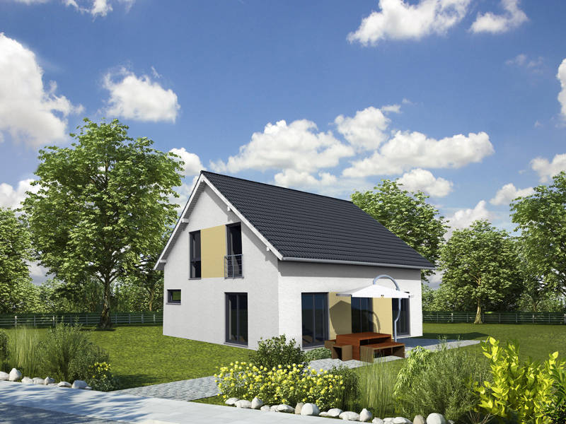 Ausbauhaus - Youngline Charme
