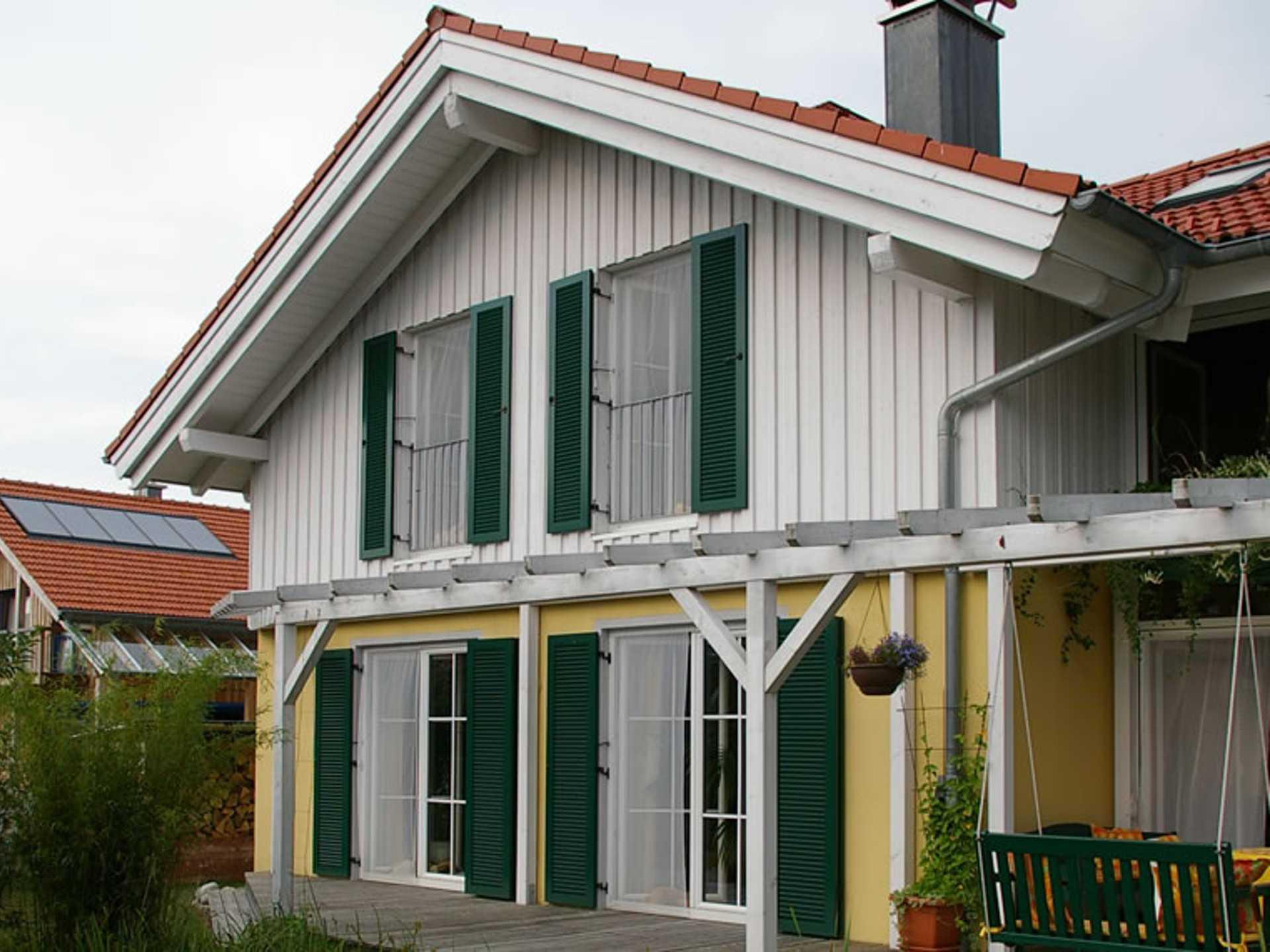 Rosskopf Holzhaus haus igling holzhaus rosskopf